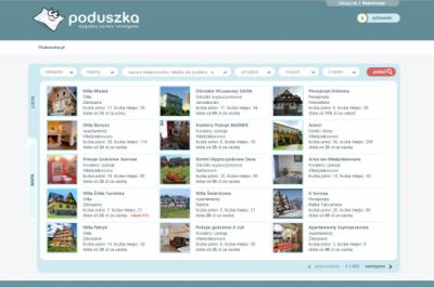 Poduszka.pl – serwis noclegowy