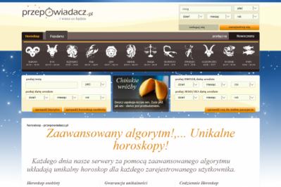 Przepowiadacz.pl – Horoskop