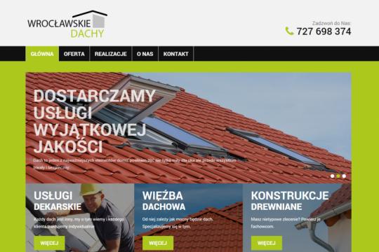Wrocławskie Dachy – Dekarstwo