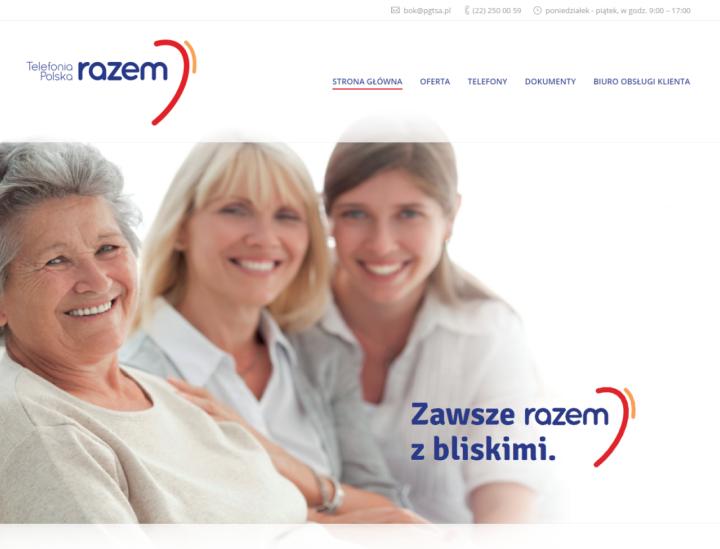 TP Razem – Operator telekomunikacyjny