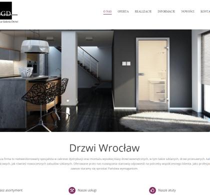 DGD – Dolnośląska Galeria Drzwi