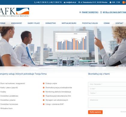 AFK Centrum Obsługi Biznesu